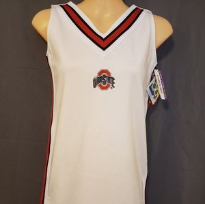 Ohio State 2 pc Outfit Sports Team Tank & Shorts